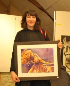 Prix du jury avec artiste