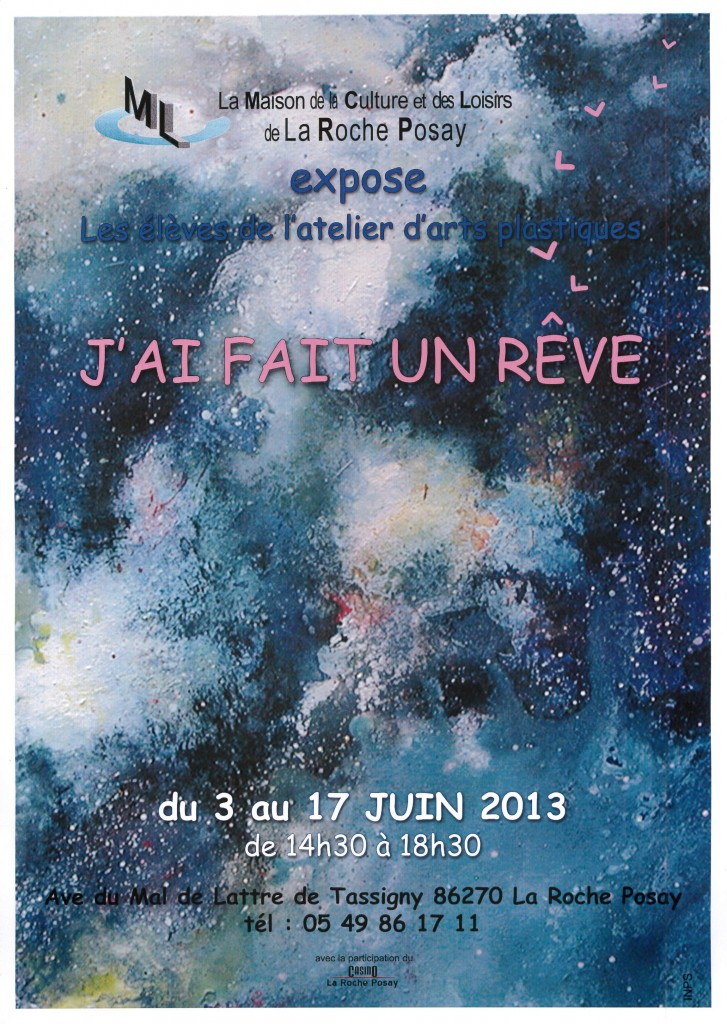 Expo d'arts plastiques