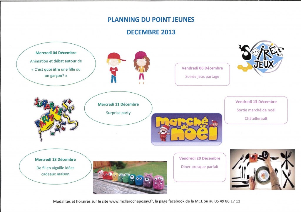 planning point jeunes déc 2013