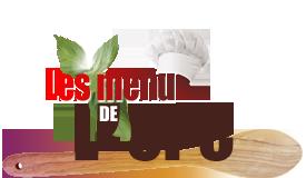 logo UPC menus